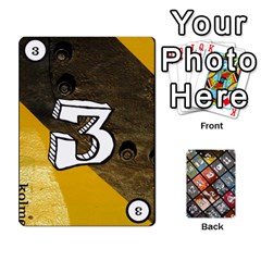 Geschenkt P2 By Jason Spears   Playing Cards 54 Designs   Cev8whi5rtjf   Www Artscow Com Front - Spade4