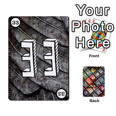 Geschenkt P2 By Jason Spears   Playing Cards 54 Designs   Cev8whi5rtjf   Www Artscow Com Front - Diamond8