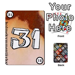 Geschenkt P2 By Jason Spears   Playing Cards 54 Designs   Cev8whi5rtjf   Www Artscow Com Front - Club9
