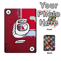 Geschenkt P2 By Jason Spears   Playing Cards 54 Designs   Cev8whi5rtjf   Www Artscow Com Front - Spade7