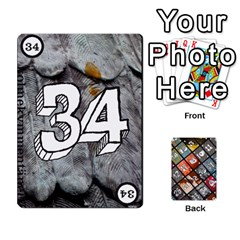 Geschenkt P1 By Jason Spears   Playing Cards 54 Designs   N6mk39sbllvt   Www Artscow Com Front - Diamond9