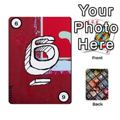 Geschenkt P1 By Jason Spears   Playing Cards 54 Designs   N6mk39sbllvt   Www Artscow Com Front - Club3
