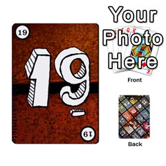 Geschenkt P1 By Jason Spears   Playing Cards 54 Designs   N6mk39sbllvt   Www Artscow Com Front - Joker2
