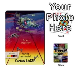Tritium 451 Proto X24 Canons   X24 Voiles   6 (x3c Ss Rien   X3v Ss Rien) By Buron Front - Heart3