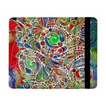 Pop Art - Spirals World 1 Samsung Galaxy Tab Pro 8.4  Flip Case