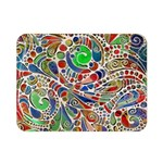 Pop Art - Spirals World 1 Double Sided Flano Blanket (Mini)
