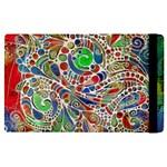 Pop Art - Spirals World 1 Apple iPad Pro 12.9   Flip Case