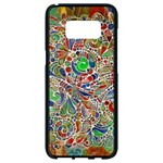 Pop Art - Spirals World 1 Samsung Galaxy S8 Black Seamless Case