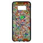 Pop Art - Spirals World 1 Samsung Galaxy S8 Plus Black Seamless Case