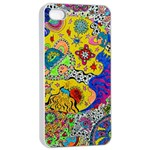 Supersonicplanet2020 iPhone 4/4s Seamless Case (White)