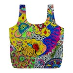 Supersonicplanet2020 Full Print Recycle Bag (L)