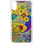Supersonicplanet2020 iPhone XS Seamless Case (White)
