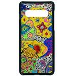 Supersonicplanet2020 Samsung Galaxy S10 Seamless Case(Black)