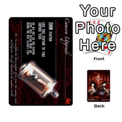 Jack Ff Deck 2 By Joe Fourhman   Playing Cards 54 Designs   Mzyrpn1vofb1   Www Artscow Com Front - DiamondJ
