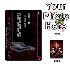 Queen Ff Deck 2 By Joe Fourhman   Playing Cards 54 Designs   Mzyrpn1vofb1   Www Artscow Com Front - DiamondQ