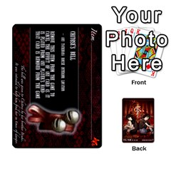 Ff Deck 2 By Joe Fourhman   Playing Cards 54 Designs   Mzyrpn1vofb1   Www Artscow Com Front - Club5