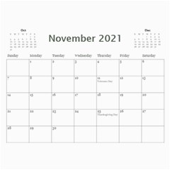 2021 Learn Discover Explore Calendar By Lisa Minor Nov 2021