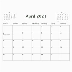 2021 Learn Discover Explore Calendar By Lisa Minor Apr 2021