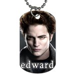 Twilight Edward Cullen Dog Tag (Two Sides)
