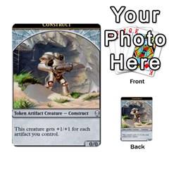 Mtg: The Grey Wastes 53 Front 53
