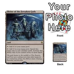 Mtg: The Grey Wastes 53 Front 3