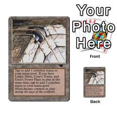 Mtg: The Grey Wastes 53 Front 26