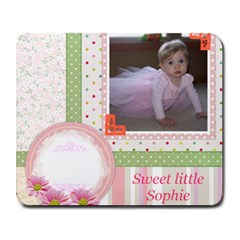 Sophmousepad By Katie   Collage Mousepad   Nd0pq7tv3vo0   Www Artscow Com 9.25 x7.75 Mousepad - 1