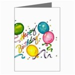 Happy Birthday Greeting Cards (Pkg of 8)