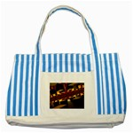 1000-Cubes-1-1024x768 Striped Blue Tote Bag