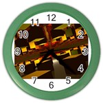 1000-Cubes-1-1024x768 Color Wall Clock