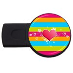 52495_1024_768 USB Flash Drive Round (2 GB)