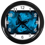 47064omv5mnckcw Wall Clock (Black)