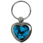 47064omv5mnckcw Key Chain (Heart)
