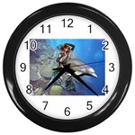 450336643fkoPTd_ph Wall Clock (Black)