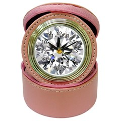 The Round Brilliant Jewelry Case Clock by shaezthisnthat
