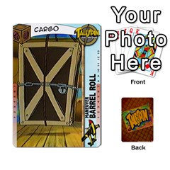 Ts Deck 2 Exp Cargo By Joe Fourhman   Playing Cards 54 Designs (rectangle)   Nkw3ifhx6cju   Www Artscow Com Front - Club10