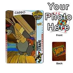 Ts Deck 2 Exp Cargo By Joe Fourhman   Playing Cards 54 Designs (rectangle)   Nkw3ifhx6cju   Www Artscow Com Front - Joker1