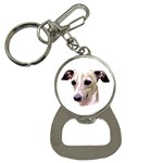 Italian Greyhound ^ Bottle Opener Key Chain