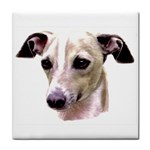 Italian Greyhound ^ Tile Coaster