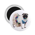 Pug In A Dress ^ 2.25  Magnet