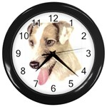 Jack Russell Terrier ^ Wall Clock