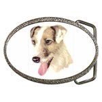 Jack Russell Terrier ^ Belt Buckle