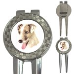 Jack Russell Terrier ^ 3-in-1 Golf Divot