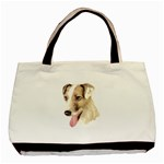 Jack Russell Terrier ^ Classic Tote Bag (Two Sides)