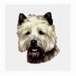 Cairn Terrier ^ Glasses Cloth (Medium)