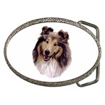 Collie ^ Belt Buckle