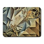 Juan_Gris_-_Portrait_of_Picasso Small Mousepad