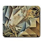 Juan_Gris_-_Portrait_of_Picasso Large Mousepad