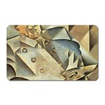 Juan_Gris_-_Portrait_of_Picasso Magnet (Rectangular)