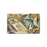 Juan_Gris_-_Portrait_of_Picasso Magnet (Name Card)